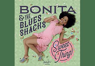 Bonita & The Blues Shacks - Sweet Thing  - (CD)