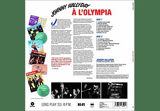 Johnny Hallyday - L'Olympia+2 Bonus Tracks (180g Vinyl)  - (Vinyl)