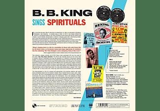 B.B. King - SINGS SPIRITUALS (+2 BONUS TRACKS/180G VINYL)  - (Vinyl)