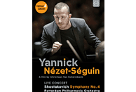 Rotterdam Philharmonic Orchestra - Yannick Nézet-Séguin-Portrait & Konzert [DVD]