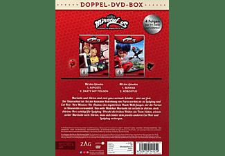 Miraculous-DVD-Doppel-Box-Folgen 15+16 DVD