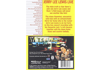 Jerry Lee Lewis - Live  - (DVD)