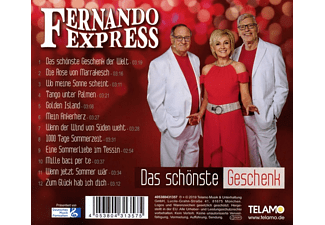 Fernando Express - Das schönste Geschenk  - (CD)