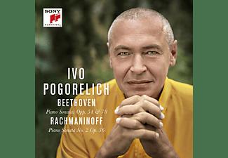 Ivo Pogorelich - BEETHOVEN/RACHMANINOFF..  - (CD)