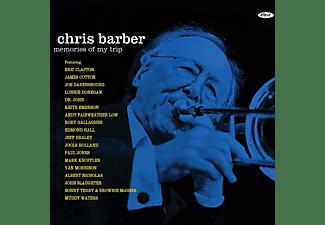 Chris Barber - MEMORIES OF MY TRIP  - (CD)
