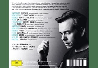 Benjamin Bernheim - BENJAMIN BERNHEIM  - (CD)