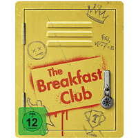 THE BREAKFAST CLUB (STEEL-ED./EXKLUSIV) [Blu-ray]