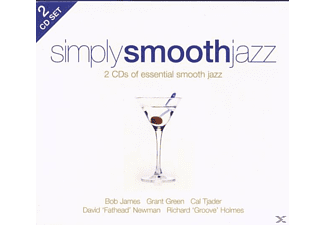 VARIOUS - Simply Smooth Jazz  - (CD)