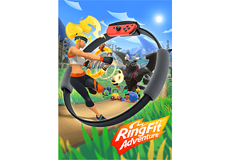 NINTENDO Ring Fit Adventure Switch Nintendo Oyun