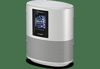 BOSE Home Speaker 500 Streaming Lautsprecher mit Alexa Sprachsteuerung, silber