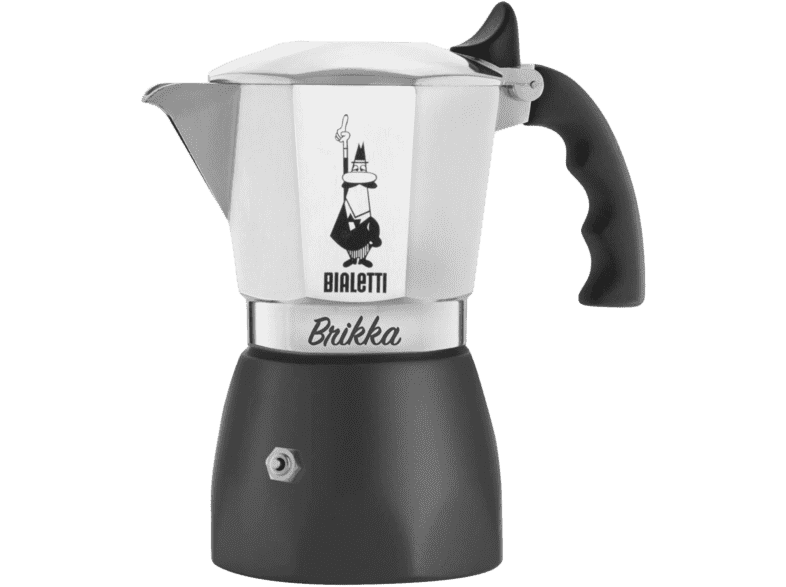 Kávéfőző, kotyogó, 2 személyes,