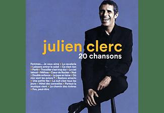 Julien Clerc - 20 chansons  - (CD)