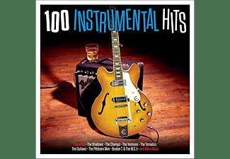 VARIOUS - 100 INSTRUMENTALS  - (CD)