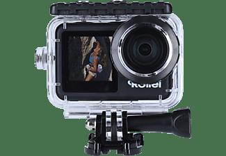 ROLLEI Actioncam 8s Plus, schwarz (40328)