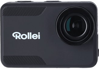 ROLLEI Actioncam 6s Plus Actioncam 4K (3840x2160/60/30fps) inkl. Fernbedienung, WLAN, Touchscreen