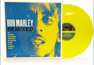 Bob Marley - REMIXED -COLOURED/HQ-  - (Vinyl)