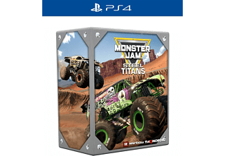 Monster Jam Steel Titans - Collector's Edition - [PlayStation 4]