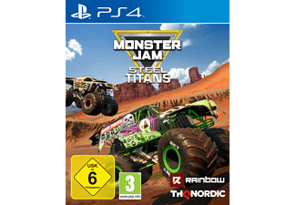 Monster Jam Steel Titans - [PlayStation 4]