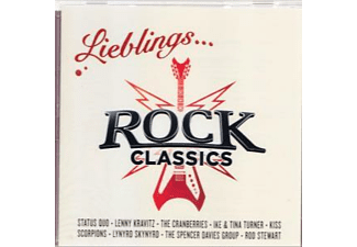 VARIOUS - LIEBLINGS...ROCK CLASSICS  - (CD)