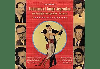 VARIOUS - Tangos Solamente Vol.7  - (CD)