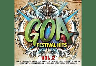 VARIOUS - Goa Festival Hits Vol.2  - (CD)