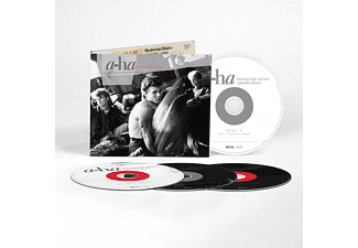 A-Ha - HUNTING HIGH AND LOW  - (CD)