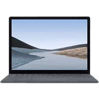 MICROSOFT - B2B Surface Laptop 3, Notebook mit 13.5 Zoll Display, Core™ i5 Prozessor, 8 GB RAM, 256 GB SSD, Intel® Iris™ Plus Grafik, Platin
