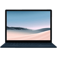 MICROSOFT - B2B Surface Laptop 3, Notebook mit 13.5 Zoll Display, Core™ i5 Prozessor, 8 GB RAM, 256 GB SSD, Intel® Iris™ Plus Grafik, Kobalt Blau
