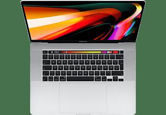 APPLE MVVM2D/A-167515 MacBook Pro - deutsche Tastatur, Notebook mit 16 Zoll Display, Core™ i9 Prozessor, 32 GB RAM, 1 TB SSD, Radeon Pro 5500M, Silber