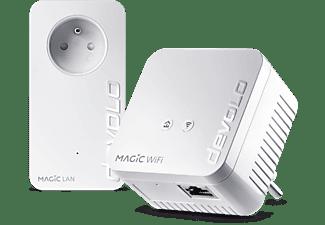 DEVOLO Powerline Magic 1 WiFi Mini Starter Kit