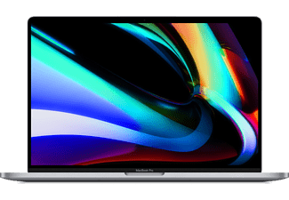 "APPLE MacBook Pro 16"" 1 TB Intel Core i9-9880H Space Grey 2019 QWERTY (MVVK2FN/A)"