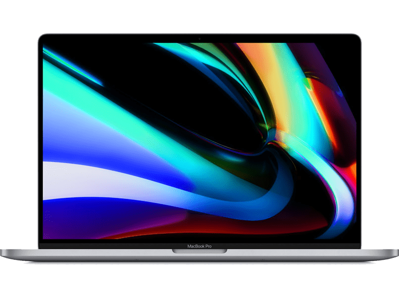 APPLE MacBook Pro 16″ 1 TB Intel Core i9-9880H Space Grey 2019 QWERTY (MVVK2FN/A)