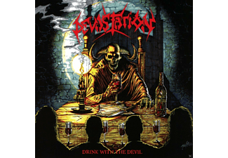 Devastätion - Drink With The Devil (Vinyl)  - (Vinyl)