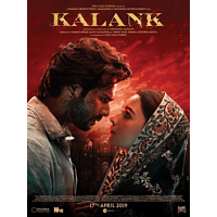 Kalank-Ewige Liebe [Blu-ray]