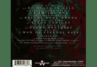 Cyhra - NO HALOS IN HELL -DIGI-  - (CD)