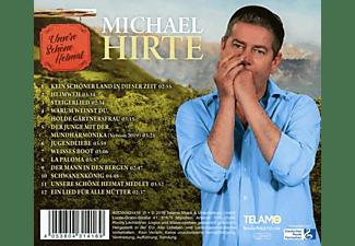 Michael Hirte - Unsere schöne Heimat  - (CD)