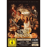 Die Braut des Prinzen-Limited Mediabook Edition [4K Ultra HD Blu-ray]