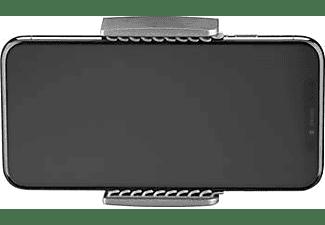 Soporte de móvil para coche - Cellular Line Pilot Embrace, Universal, 360º, Negro