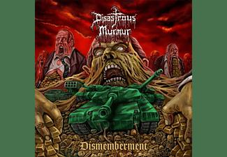 Disastrous Murmur - Dismemberment  - (CD)