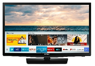 "TV LED 24"" - Samsung UE24N4305, Plana, Smart TV, 60 cm, HDMI, USB, DVB-T, Wi-Fi, Negro"