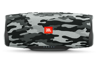 JBL Bluetooth Lautsprecher CHARGE4, white camouflage