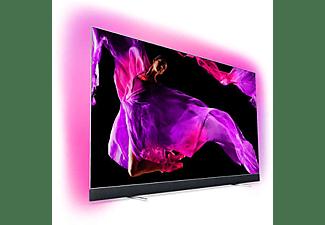 PHILIPS 65OLED903 OLED TV (Flat, 65 Zoll / 164 cm, UHD 4K, SMART TV, Ambilight, Android TV)