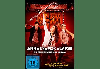 Anna und die Apokalypse DVD