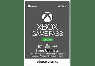 Tarjeta - Xbox GamePass Ultimate 1 mes (Suscripción Digital)