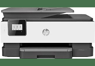 Impresora multifunción - HP Color OfficeJet 8014, Color, 10 ppm, Wifi, Compatible con HP Instant Ink