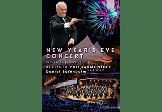 Berliner Philharmoniker - Silvesterkonzert 2018 aus Berlin  - (DVD)