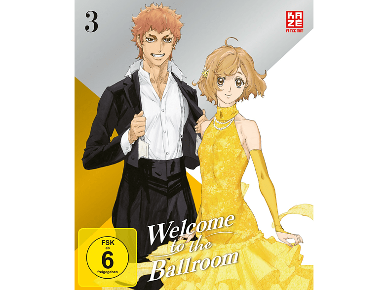 WELCOME TO THE BALLROOM [DVD]
