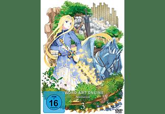 Sword Art Online - Alicization 3. Staffel 3 (Episode 13-18) DVD