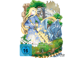 Sword Art Online - Alicization 3. Staffel 3 (Episode 13-18) Blu-ray