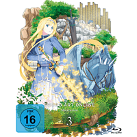 Sword Art Online - Alicization 3. Staffel 3 (Episode 13-18) [Blu-ray]